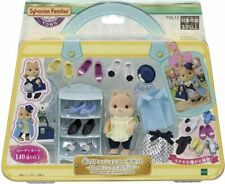 Sylvanian Families FASHION PLAY SET SHOES COLLECTION CARAMEL DOG Pre-Order