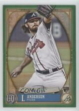 New listing 2021 Topps Gypsy Queen Green Ian Anderson #226 Rookie