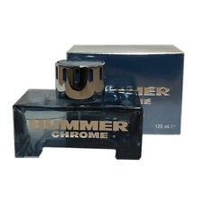 Hummer Chrome By Hummer 125ml Edts Mens Fragrance