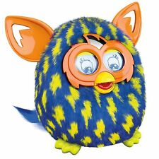 Furby Boom Figure Lightning Bolt Electronic Talking Pet Ages 6+ Toy Hasbro Play