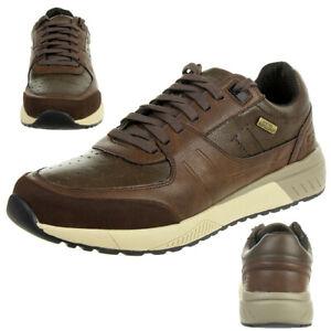 Skechers Homme USA FELANO NERES Chaussures Basses Homme Braun