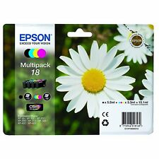 EPSON ORIGINALE t1806 18 Multipack CARTUCCIA Pack >>