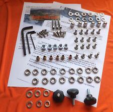 90 Piece Audi TT Mk.1 (8N) Engine Bay Fastener, Fuel Surround & Strut Brace Kit