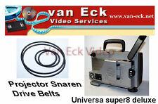 Universa super8 deluxe snaar 4 belts set ((BT-0149-ATSM)