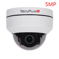 5.0MP Mini PTZ IP Camera Super HD 2592x1944 Pan/Tilt 4X Zoom IR Dome Camera