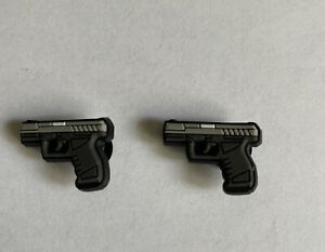 Glock inspired Croc Charms Bracelet Charm Crocs Unisex Gun Pistol