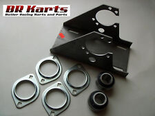 "Swing Mount Kit Assembly Fits 1"" Live Axle Mini Bike Go Kart Parts"