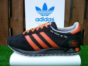 VINTAGE ADIDAS LA TRAINER 80s casuals UK10.5 2005 THE CLASS OG 84 RARE LOOK
