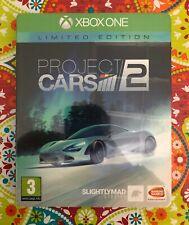 Project Cars 2 Edición Limitada Xbox ONE PRECINTADO!!!