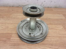 Craftsman ys4500 riding mower 22 hp briggs twin engine crank pulley