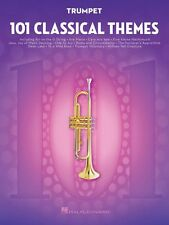 101 Classical Themes for Trumpet Instrumental Solo Book NEW 000155320