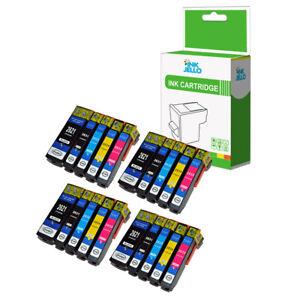 20 Ink Cartridge For Epson XP-510 XP-520 XP-600 XP-605 XP-610 XP-810 XP-820