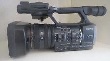 Sony HDR-AX2000E FULL HD Camcorder HÄNDLER GETESTET