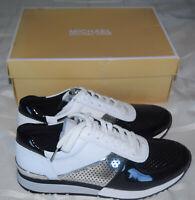 Michael Kors Allie Trainer Sneakers NIB Size 9.5