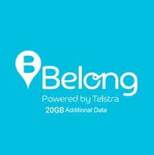 20GB Belong Mobile Data Transfer Only $12