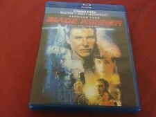 BLADE RUNNER 30TH ANNIVERSARY EDITION HARRISON FORD BLURAY DVD MOVIE FILM DISC R