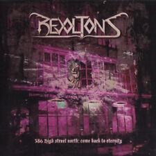 REVOLTONS - 386 High Street North:Come Back To Eternity - CD - 163786