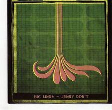 (GH682) Big Linda, Jenny Don't - 2008 DJ CD