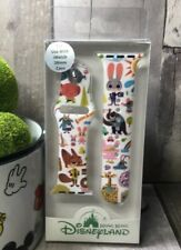 Hong Kong Disney Apple Quality Watch Band Strap 38mm - Zootopia Judy Nick Flash