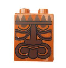 Lego Duplo Motif Stone Tribal Mask Tribal Mask Jake The Pirate Image Stone 10512