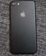 Leather iPhone Skin Wrap Sticker