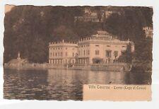 CARTOLINA VILLA TAVERNA TORNO (LAGO DI COMO) RIF.15111