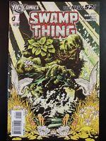 SWAMP THING #1 (2011 The New 52, DC Comics) ~ VF/NM Comic Book