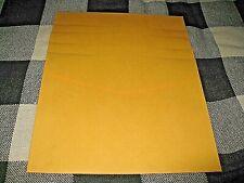 5 Manila Business Envelopes 13 X 10 Side Gummed Seal