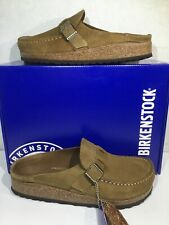 Birkenstock Mens Size 6 / Womens Size 8 EU 39 Narrow Buckley Tea Shoes ZB5-2173