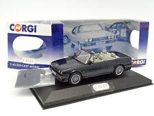 Vanguards 1/43 - BMW 325 I M E30 Cabriolet Bleue