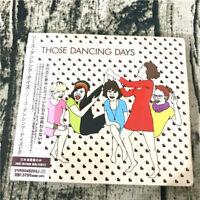 Those Dancing Days  JAPAN CD OBI E33-91