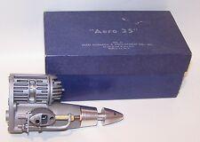 Very Nice In Box 1963 Unique Design Aero .35 R/C Model Airplane Engine
