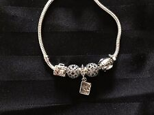 Sterling Silver Travel Bracelet