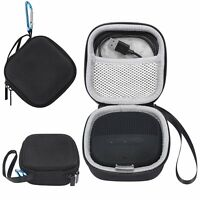 For Bose-SoundLink Micro Speaker EVA Hard Portable Carry Case Storage Bag Cover