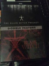 Blair Witch Double Feature Dvd -The Blair Witch Project 1999 + Blair Witch 2016