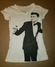 Womens Justin Timberlake 2013 The 20/20 Experience World Tour Graphic T-shirt