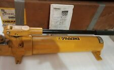 Enerpac P84 Two Speed Ultima Steel Hydraulic Hand Pump 700 Bar10000 Psi Used
