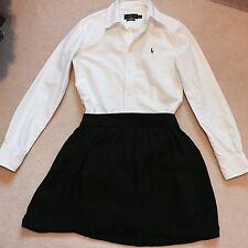 Sportsgirl A-line Flowy Navy Skirt, Size 8, Good Condition