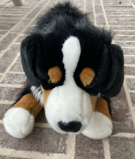 Douglas Cuddle Toys Alps Bernese Mountain Dog #1851 Xl Stuffed Animal Toy Exc