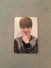 EXO Suho Junmyun 1st Mini Album MAMA Official Photocard
