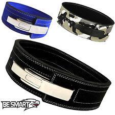 Lever Belt Leather Weight Lifting Power Belt Dead Lifting Belt Back Support