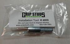 Grip Studs #4800 Installation Tool Gripstuds