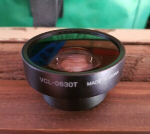 Sony VCL-0630T Wide Angle Conversion Lens for Camcorder & Video Conferencing