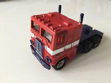 Transformers G1 Parts 1985 OPTIMUS PRIME cab takara