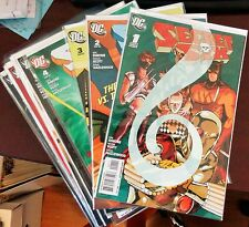 Sharp 2008 - 2011 DC Secret Six 36 Comic Book Set 1 2 3 4 5 6 7 8 9 10 Simone