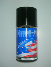 1 ounce bottle of  Mend-It soft plastic lure fixer