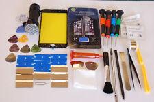 iPhone 8 Plus Nero Kit di Riparazione Vetro, Schermo Frontale, Telaio Installato