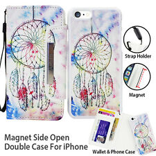 iPhone 6s Case 6 5 for Apple Dream Catcher rubber bamper Magnet Leather Cover
