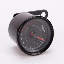 13000 RMP LED Motorcycle Odometer Speedometer Tachometer Gauge Night Light 12V