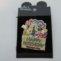 Disney DLR - Happy Birthday Disneyland 2001 Pin